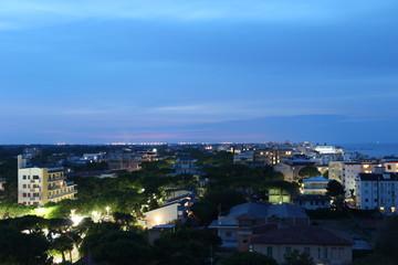 Panorama milano marittima