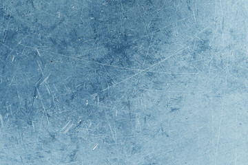 grunge blue metal texture background, grunge background with space for text or image
