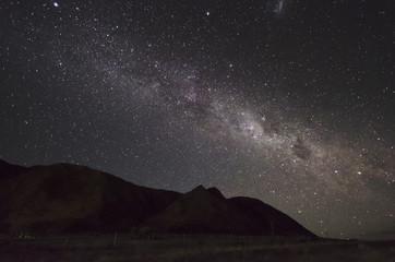 Milky way from Cape Palliser