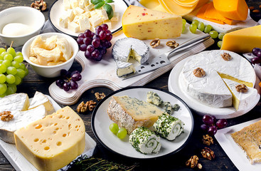 Wall Mural - Cheese