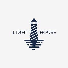Lighthouse template logo