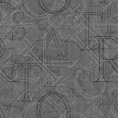 font roler seamless grey 02