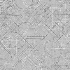 font roler seamless grey 03