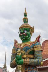 タイ・バンコク・チャオプラヤー川・クルージング・寺巡り