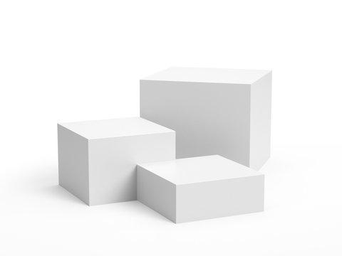 Simple box display