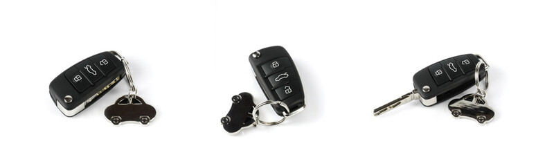 car key with remote contrlo