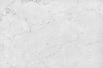 White marble texture background with detailed structure of marble bright and luxurious, abstract marble texture in natural patterns for design art work, white stone floor pattern with high resolution.