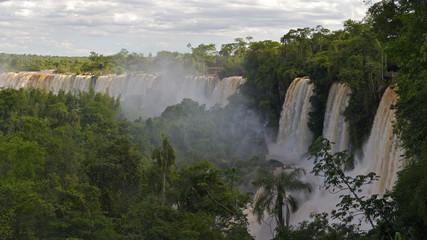 Iguazu waterfalls, Argentina/Brazil