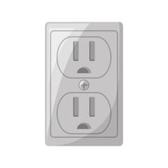 isolated electric plug