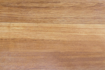 Wooden table of brown top angle view. copy space
