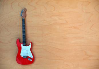E- guitar