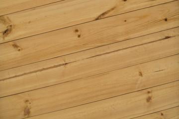 Natural Wooden Desk Texture, Top View