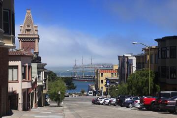 The Bay and Alcatraz Island