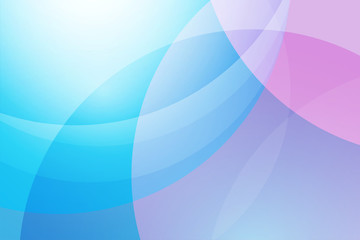 Blue and pink abstract background vector