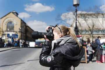 Photography Girl