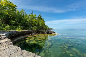 Lake Superior Paradise Cove - Au Train Michigan