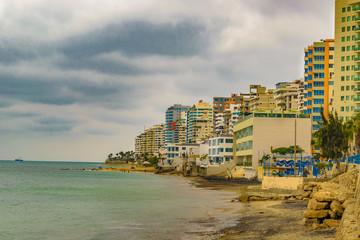 Salinas Beach, Ecuador