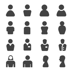 person,user,people icon