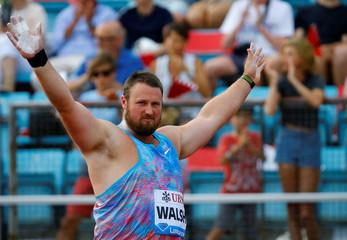 IAAF Athletics Diamond League meeting