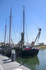 Zeeland, Zierikzee, by the canal