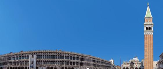 Fototapete - Venice - San Marco square