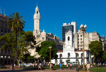 May Square (Plaza de Mayo), Buenos Aires