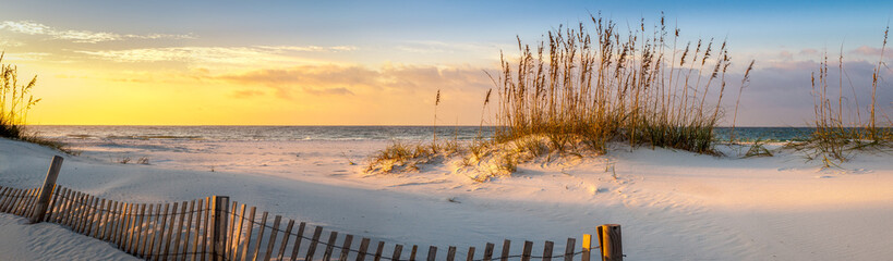 Pensacola Beach Sunrise Wall mural