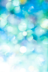 Colorful bokeh pattern (Colorful blurred background)