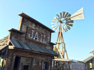 Old West Jail