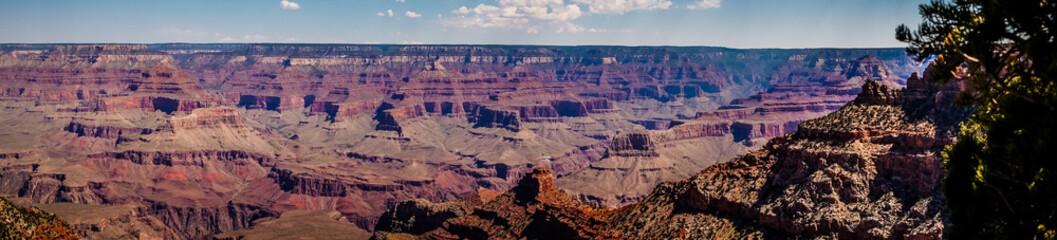 Grand Canyon National Park, Arizona, USA. Deep picturesque gorge