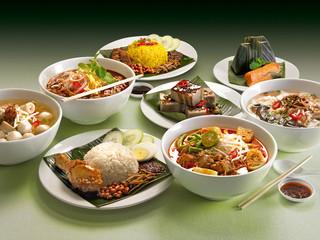 Asian food group