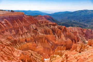 Deurstickers Baksteen Cedar Breaks National Monument in Utah