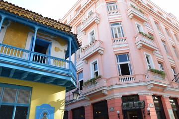 Türaufkleber Havanna cuba