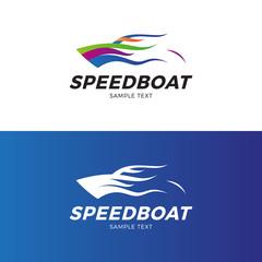Speedboat Logo Design