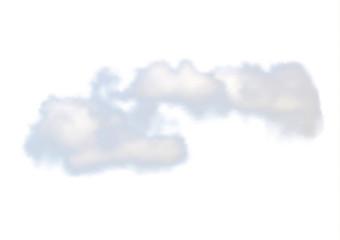 cloud. Vector illustration