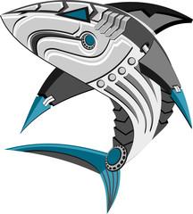 requin robot