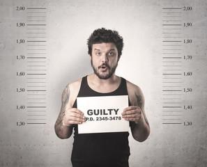 Criminal offender.
