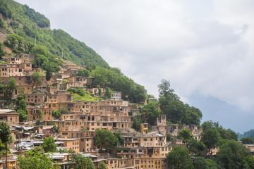 Masuleh village in Iran