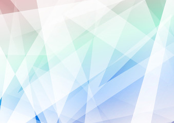 Modern hipster style triangular geometric background. Crystal graphic bright colorful gradient minimalistic wallpaper layout