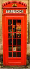 Casa de telefonos inglesa