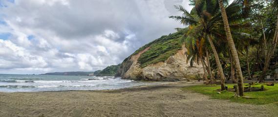 Sandwich Beach, Thibaud, Dominica, Lesser Antilles