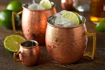 In de dag Cocktail Moscow Mule