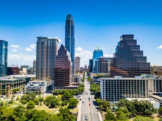 Aluminium Prints Texas Austin