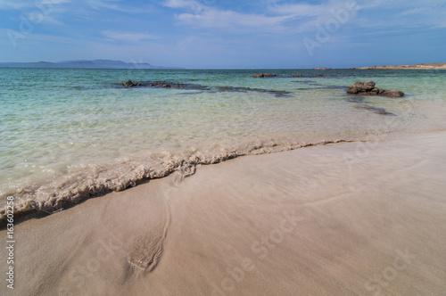 Playa El Tecolote Or Beach La Paz Baja California Sur Mexico