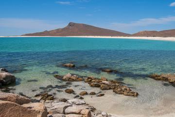 Isla Espiritu Santo, La Paz Baja California Sur. MEXICO