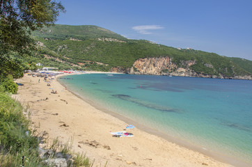 Parga, Greece - Lichnos Beach - Ionian Sea