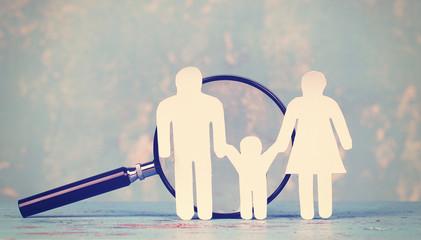 Familie und Geld