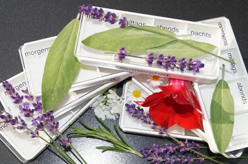 Naturheilkunde, Homöopathie -alternative Medizin