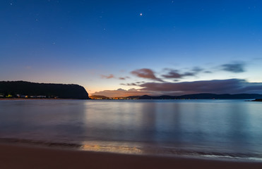 Night Seascape