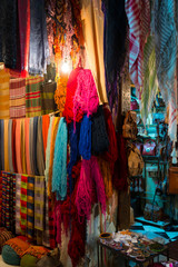 textile patterns in morocco